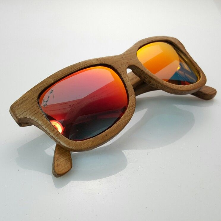 2c96c28fd2 Raw Eyewear wooden sunglasses handcrafted in Puerto Rico with wood from the  Bacardi Rum barrels