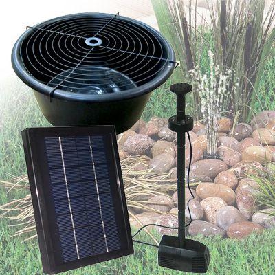Pondxpert Solar Pebble Pond Kit 300 Solar Water Features Solar Power Pondkeeper Co Uk Solar Water Feature Solar Fountain Solar Water Fountain