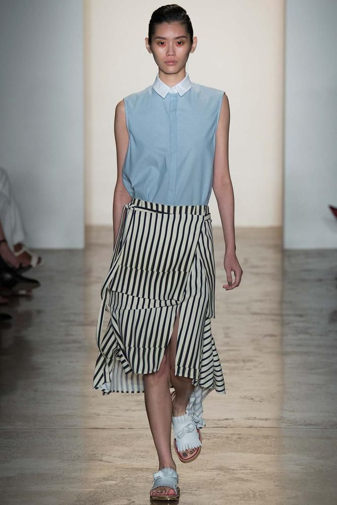 Peter Som Spring 2015 Ready-to-Wear - Collection - Gallery - Look 1 - Style.com