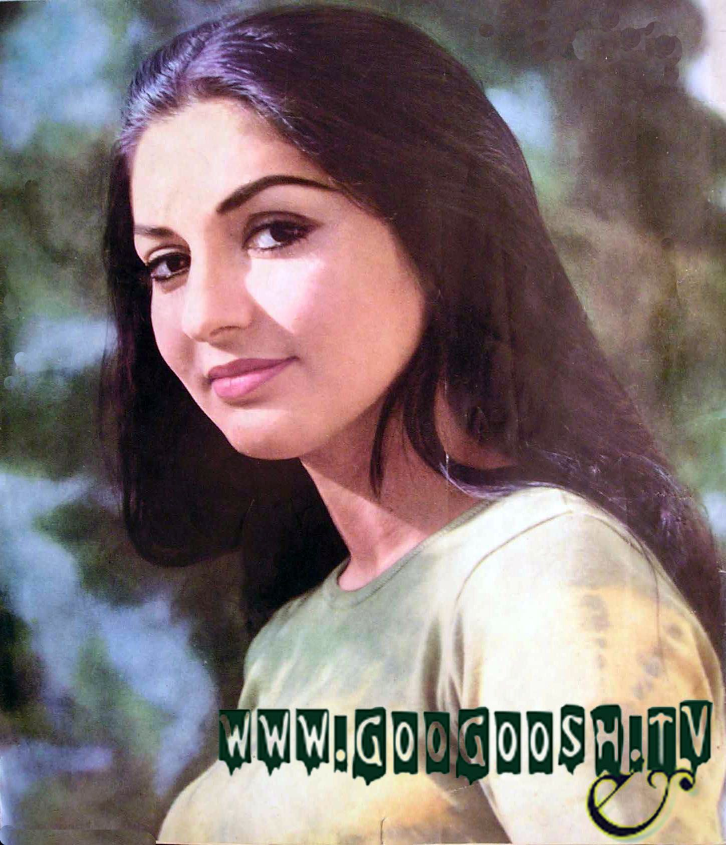Googoosh Iranian Singer Old Pic Of Her When She Was