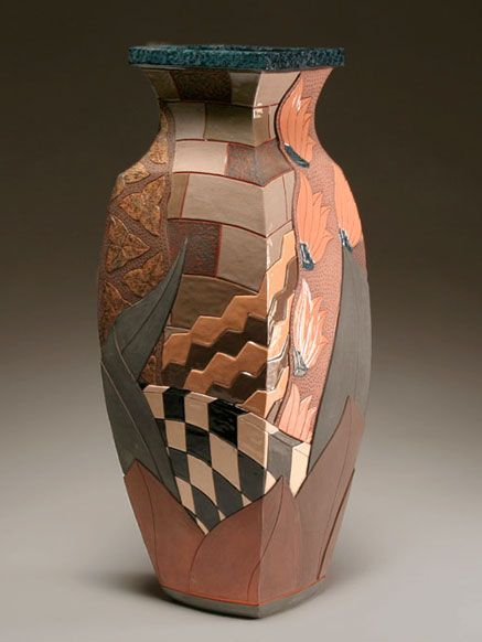Don Cornett Modern Contemporary Vase Art Ix Pinterest