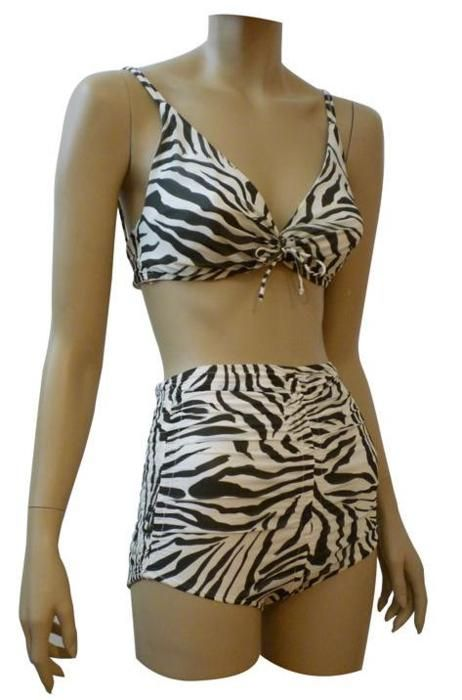 1960s bathing suit via 1stdibs.com