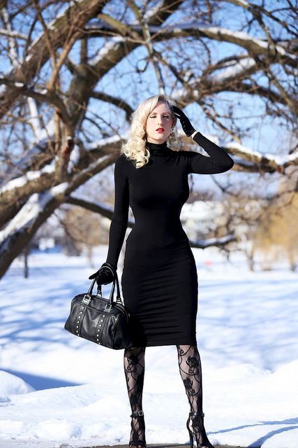 Black Bodycon