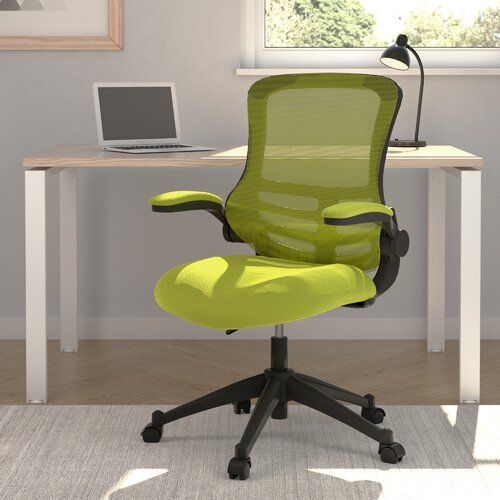 Mesh Office Chair Zipcode Design Colour (Upholstery): Green