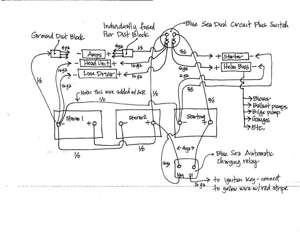 two battery wiring diagram 1996 ford explorer 4x4 dual charger isolator with switch google search