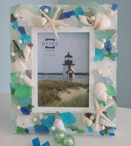 I am a huge sea glass fan!