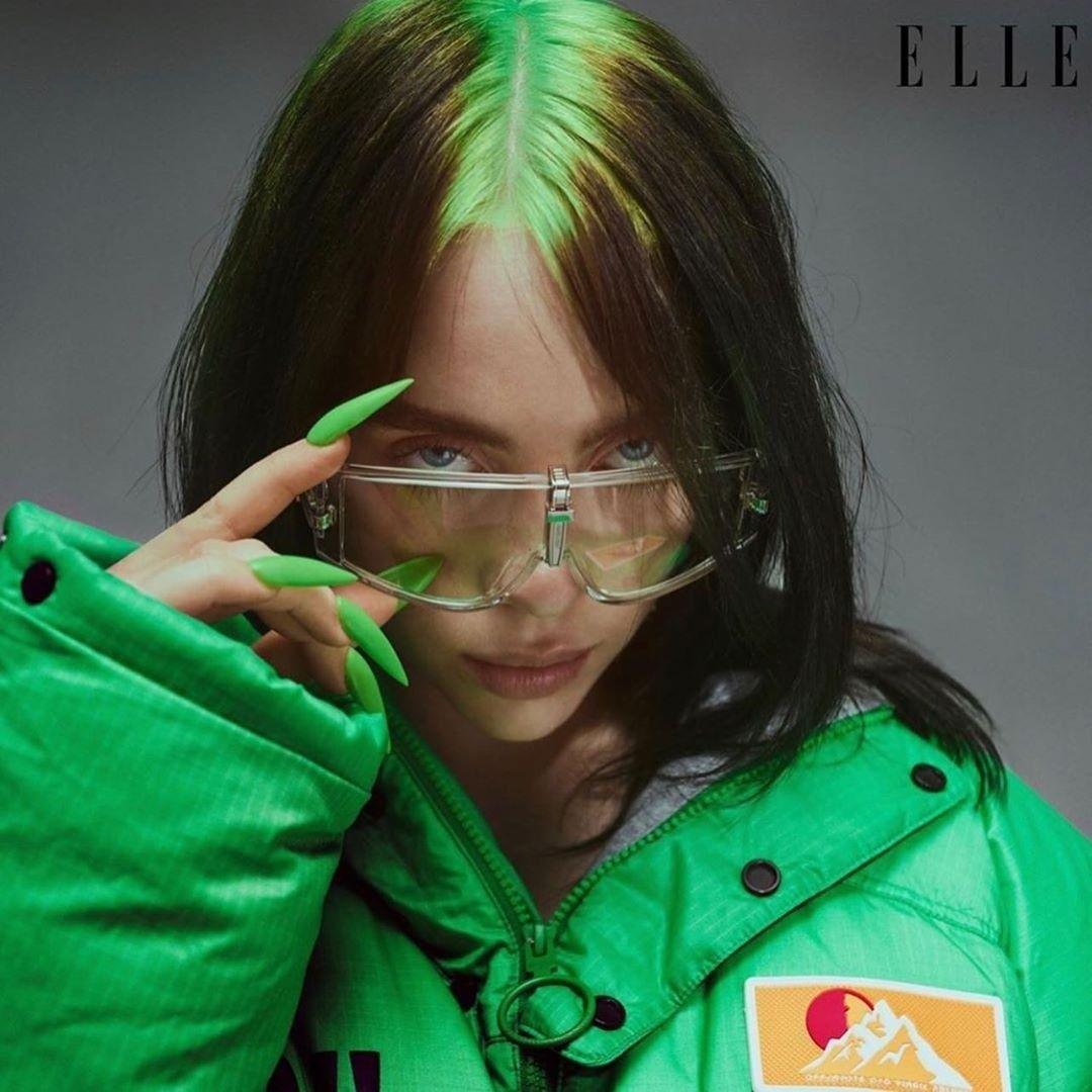 Pin De Lily Em Billie Eilish Billie Eilish Billie Musica