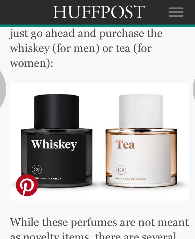 Of course I need these perfumes! There's also one in gold! Hello?!? Just, duh.