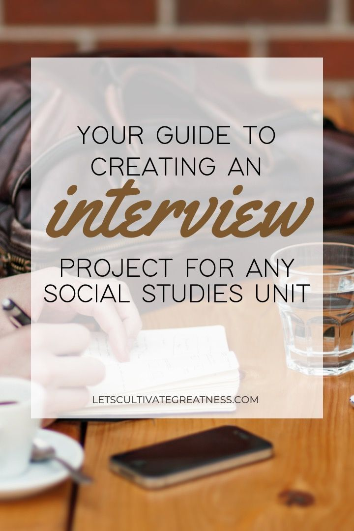 Photo of Your Guide to Project Based Learning in a Social Studies Classroom