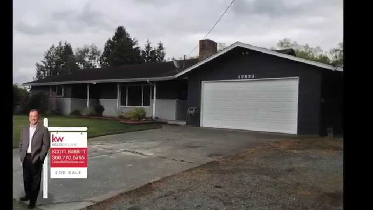 Video - 10833 Mary Lane, Burlington, WA New Listing !!!!!