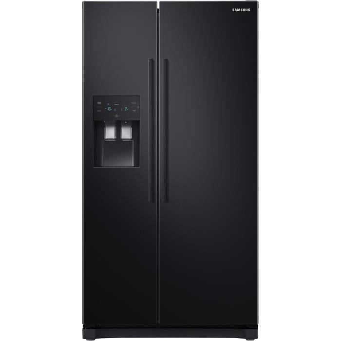 Samsung Rs50n3503bc Réfrigérateur Américain 501 L 357 144 L