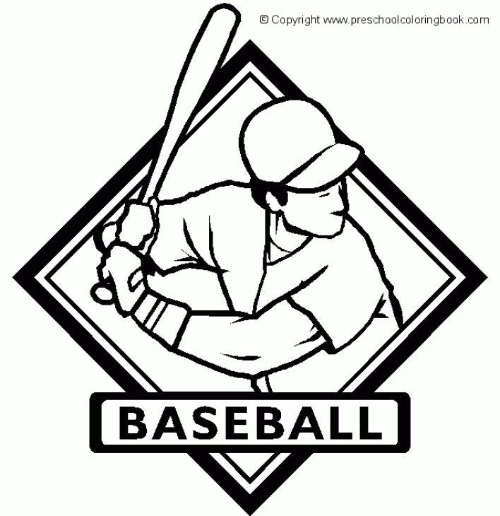 Free Kids Printable Of Baseball Coloring Page Letscolorit Com Baseball Coloring Pages Sports Coloring Pages Coloring Pages