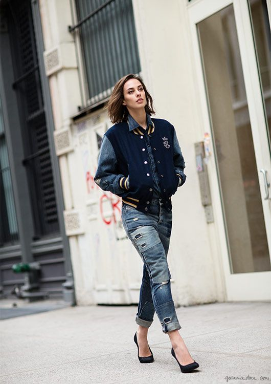 A Day in the City with Diesel / Garance Doré