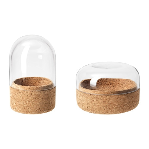 Mobili E Accessori Per L Arredamento Della Casa Glass Domes Clear Glass Ikea