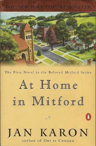 Mitford Series: My current fav book series! Set in fictional Mitford, NC with a host of interesting characters. I Am currently on book #7. Light & very uplifting reading! C.L.