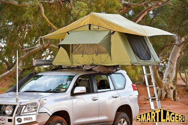 Finn Taktelt Camping Telt Til Bil Bobil Offroad Og