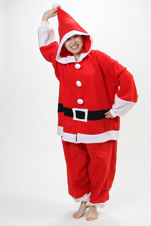 Father Christmas adult onesies kids costumes  efa11dcc7d15