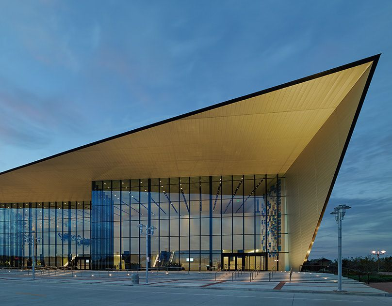 Owensboro-Daviess County Convention Center | Trahan Architects
