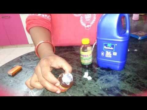 Homemade mosquito repellent - YouTube