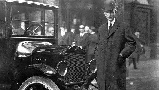 Henry Ford- Model T | Ford motor company, Les années bonheur, Modèles ford