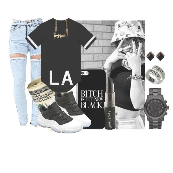 Bish is the New Black, created by asia234 on Polyvore