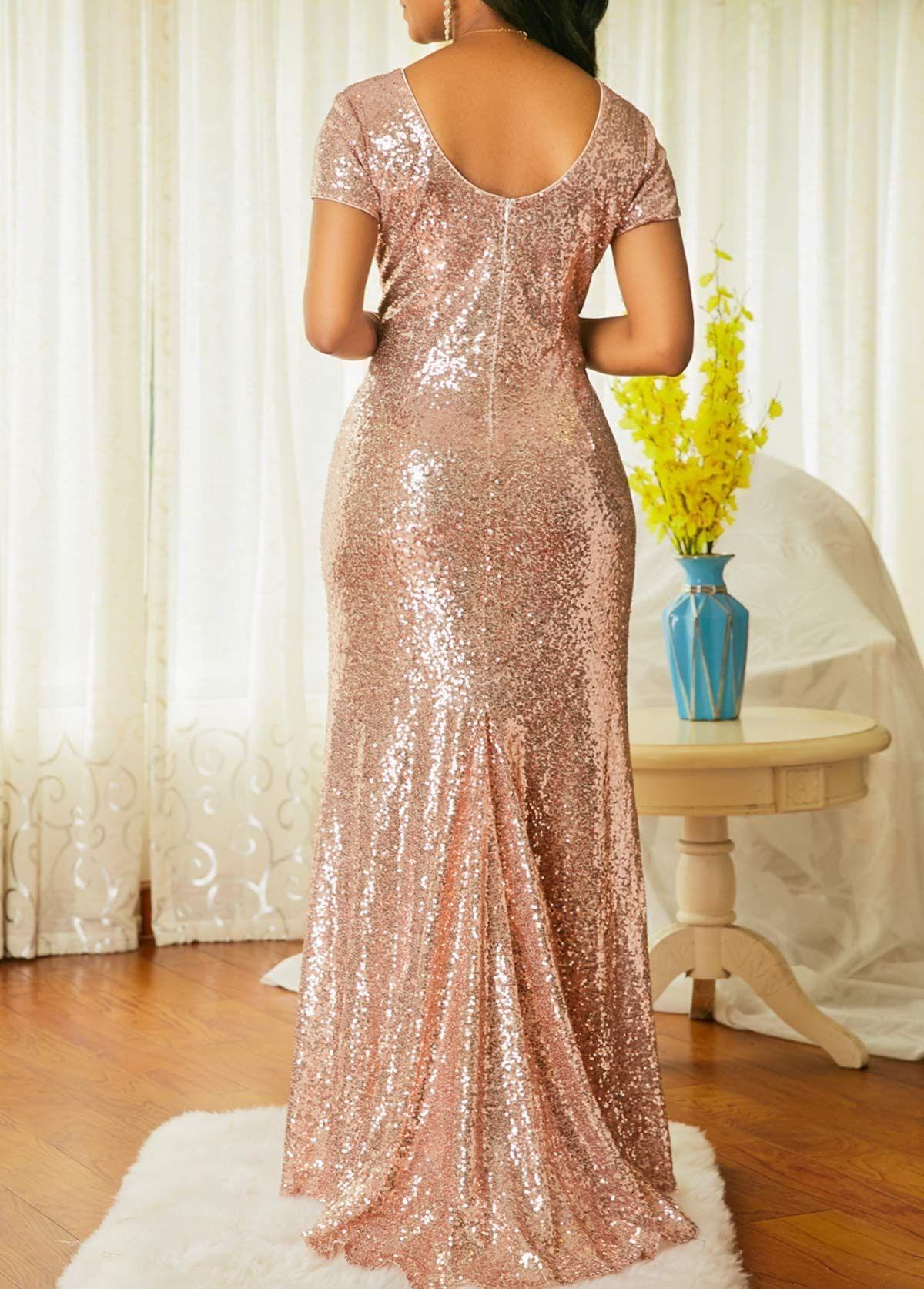 Black lace dress 3/4 sleeve may 2019 Beautiful Dresses dress dresses rosewe  Nice in   Pinterest