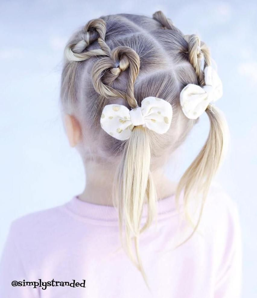 picture 40 Cool Hairstyles for Little Girls on Any Occasion
