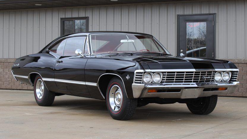 1967 Chevrolet Impala | F113 | Houston 2014 | Mecum Auctions