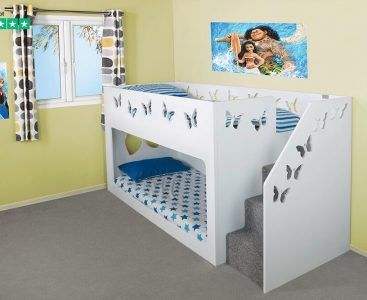 Deluxe Funtime Bunk Bed Shorty | Cool beds for kids, Kid ...