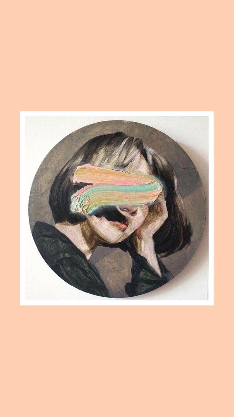 Walpaper Aesthetic Pastel   Seni Abstrak, Abstrak, Ilustrasi