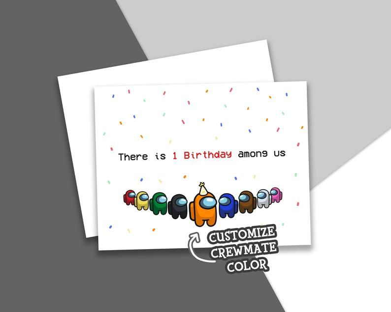 Among Us Birthday My Friends Birthday Party In Among Us Funny Gameplay Youtube