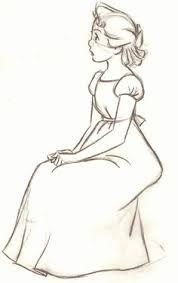 Aca hay un boceto de Wendy.