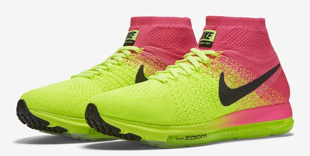 Nike Flyknit Introduces The Nike Zoom All Out Flyknit Nike Nike Zoom And Create fe4d10