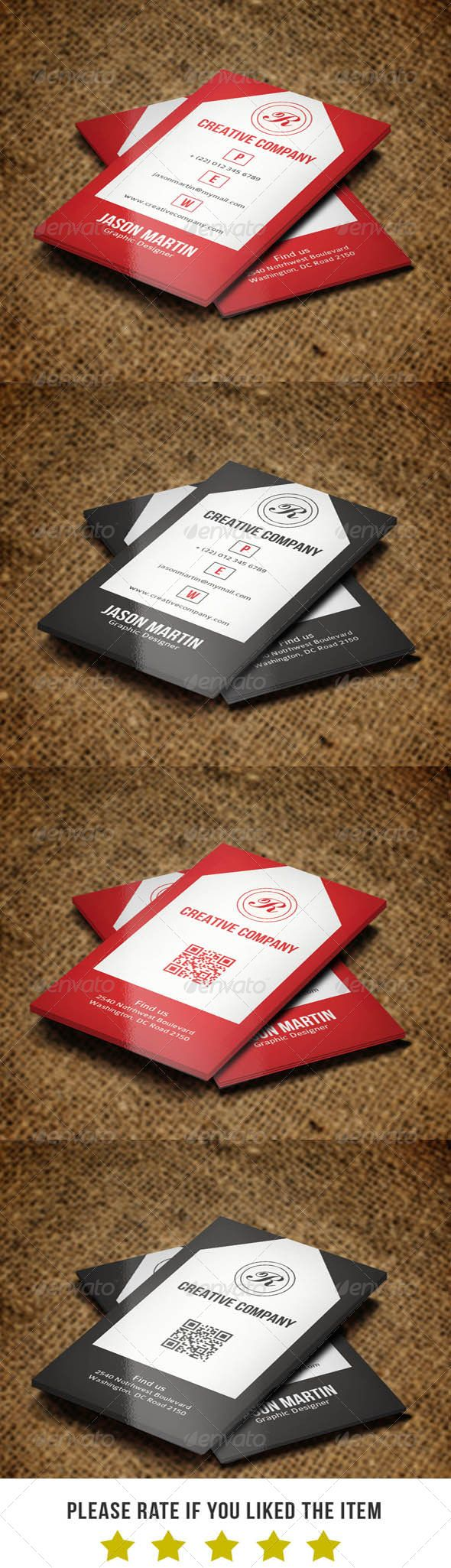 Creative retro business card v33 business cards retro and print creative retro business card v33 reheart Image collections