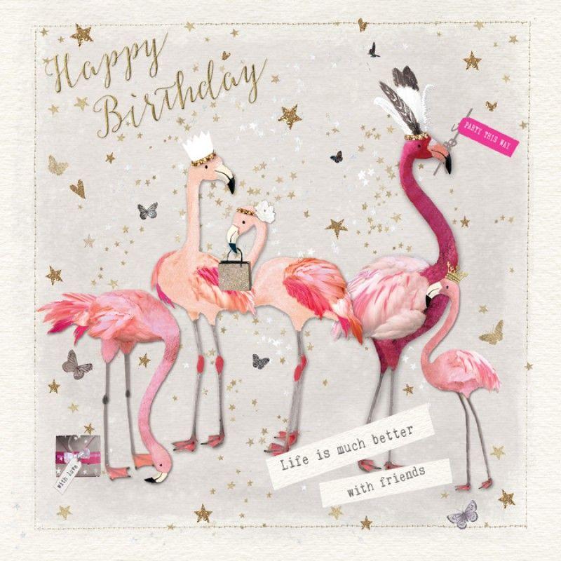 c7b5494d8d03236af500fa473b5ea6f7 the best happy birthday memes birthdays, happy birthday and flamingo