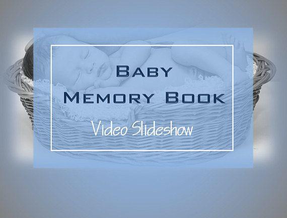 82726cad6 Baby Memory Book