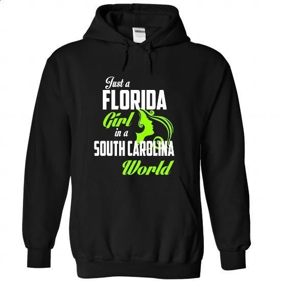 FLORIDA-SOUTH CAROLINA girl 05Lime - #tshirt typography #poncho sweater. CHECK PRICE => https://www.sunfrog.com/States/FLORIDA-2DSOUTH-CAROLINA-girl-05Lime-Black-Hoodie.html?68278