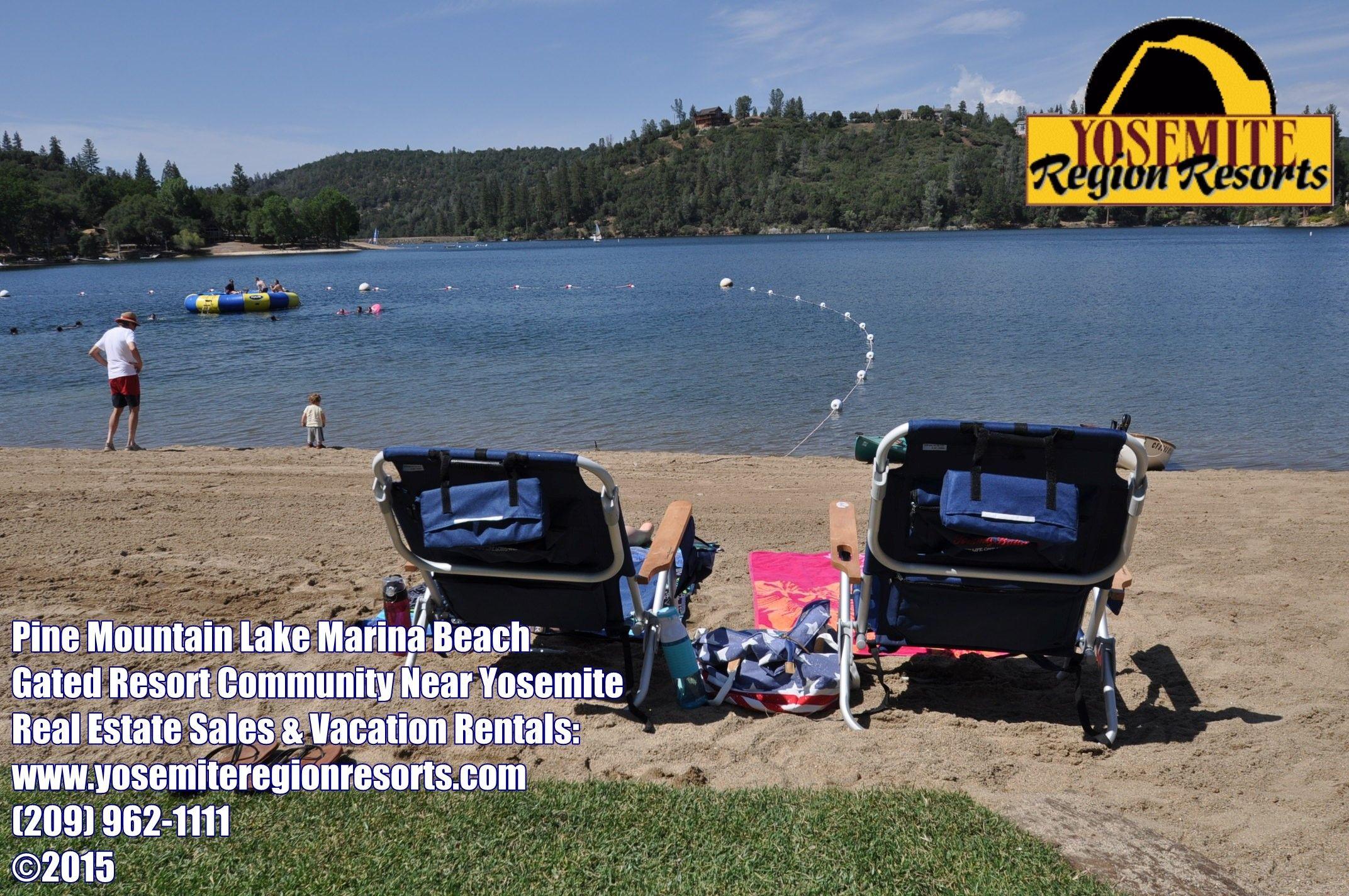 Pine Mountain Lake, near Yosemite, Hwy 120 corridor. Vacation Rentals & Real Estate Sales - Yosemite Region Resorts.