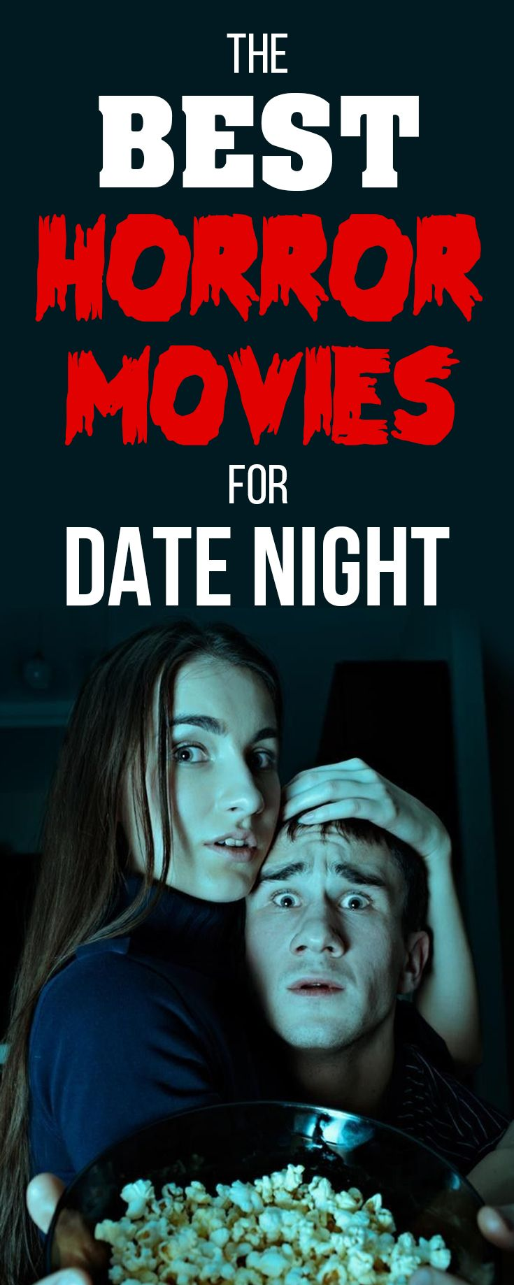 Best scary movies for a date