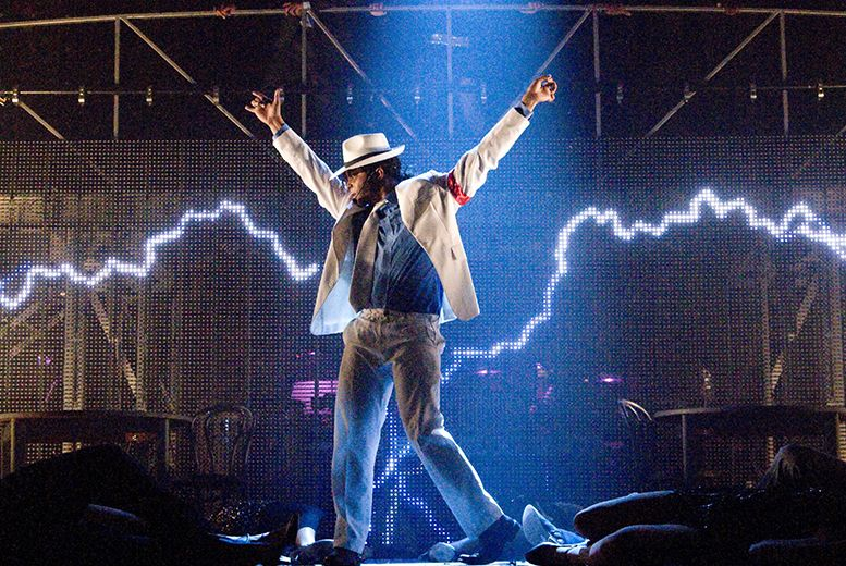 4* London Stay & Thriller Live! Ticket