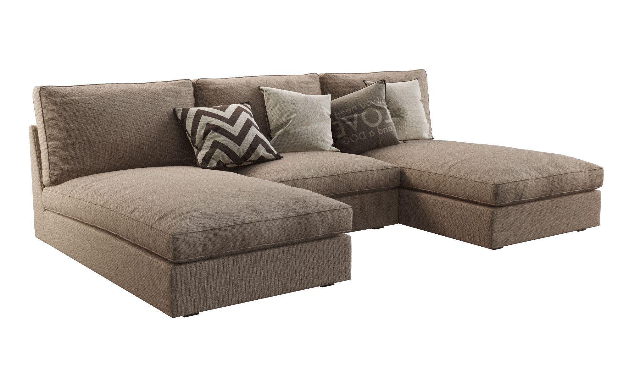 24 Elegante Chaise Lounge Sofa Ikea Sofa, Grau