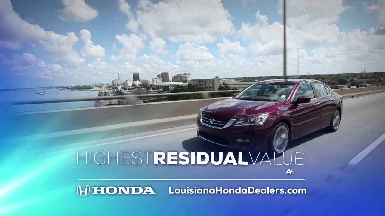 Louisiana Honda Dealers - Tried and True Accord Specials
