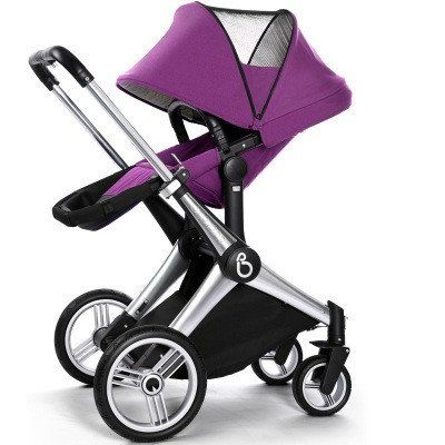 High Quality Babysing High Landscape Luxury Baby Stroller X Go Pushchair Pram Infant Folding Pushchairs Baby Strollers Stroller Baby Prams