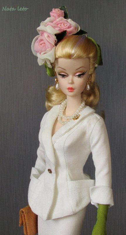 "Dolls Silkstone Fiorella , suit ""Evita""   Flickr - Photo Sharing!"