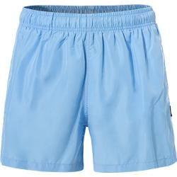 Jockey Boardshorts Herren, Mikrofaser, blau Jockey