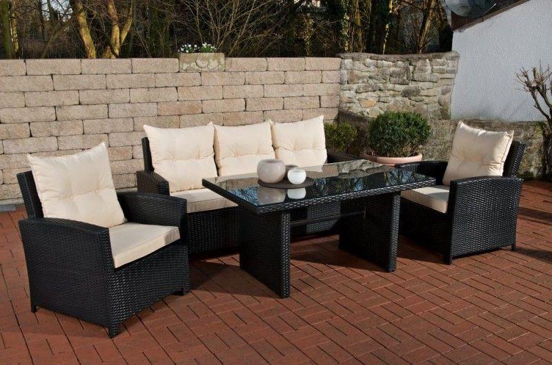 gartengarnitur fisolo sitzgarnitur m bel sessel und sofa. Black Bedroom Furniture Sets. Home Design Ideas
