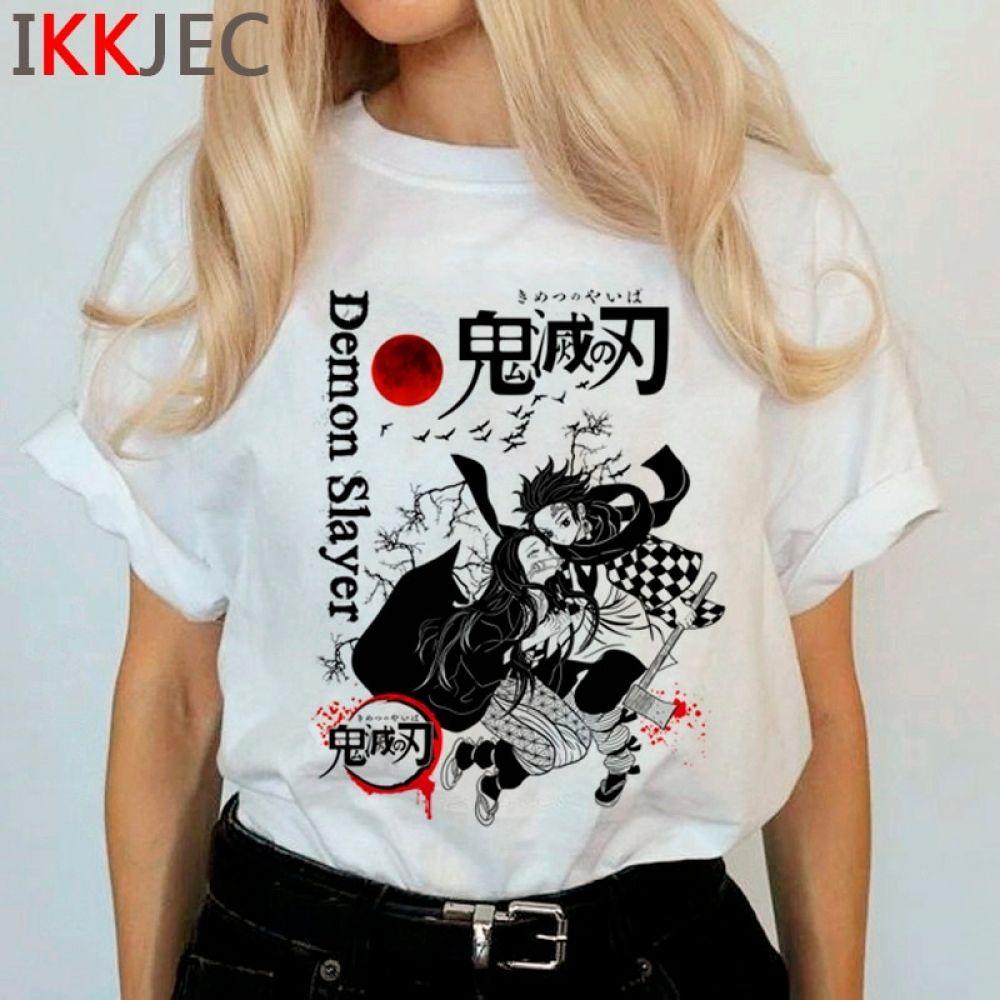 Demon slayer kimetsu no yaiba women tshirt for only 12
