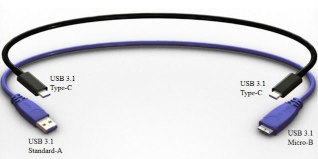 USB Type-C: saludad a vuestro próximo cable USB reversible