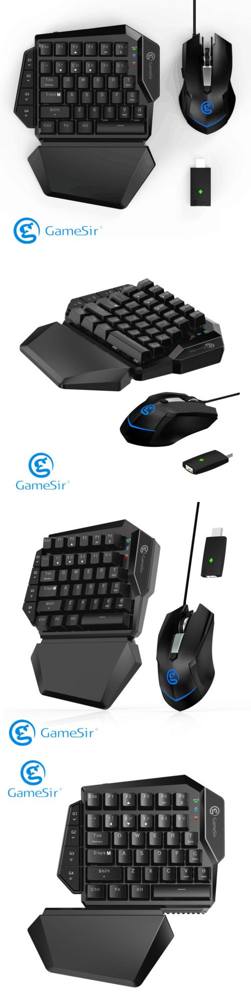 9c70fbf2d46 Keyboards and Keypads 172510: Gamesir Vx Keyboard Mouse Adapter For Xbox  One Ps4 Ps3 Nintendo