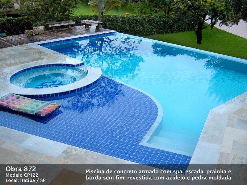 Piscinas piscina piscina de azulejo piscina de pastilha for Azulejo vitrificado